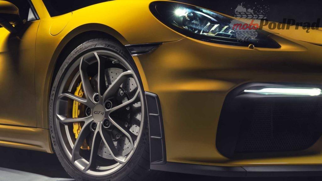 porsche 718 cayman gt4 1024x576 Porsche serii 718   6 cylindrów powraca