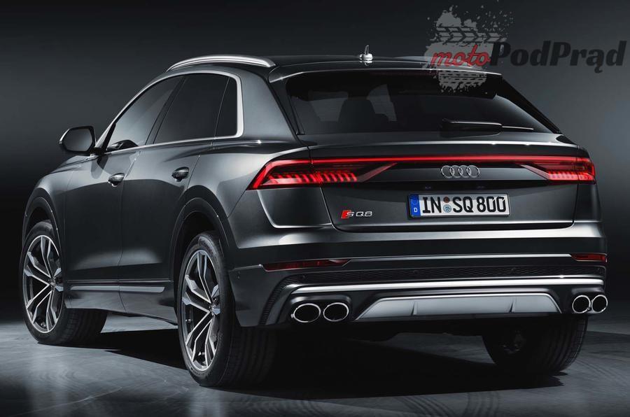 q 0780000001 Nowe Audi SQ8 na Europę ma tylko diesla V8. Benzyna na inne rynki