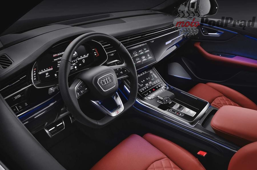 q 0780000004 Nowe Audi SQ8 na Europę ma tylko diesla V8. Benzyna na inne rynki