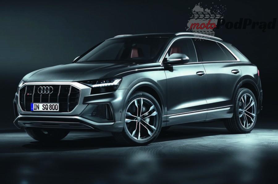 q 0780000006 Nowe Audi SQ8 na Europę ma tylko diesla V8. Benzyna na inne rynki