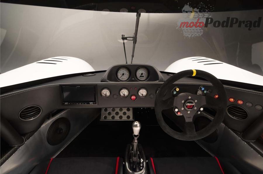 ult16 Ultima RS o mocy 1200 KM   pogromca hipersamochodów