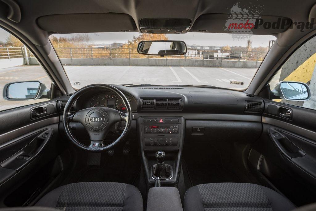 A4 Maciek decha 1024x684 Sprzedane: Audi A4 1.9 TDI 115   jak wycenić dobre auto?