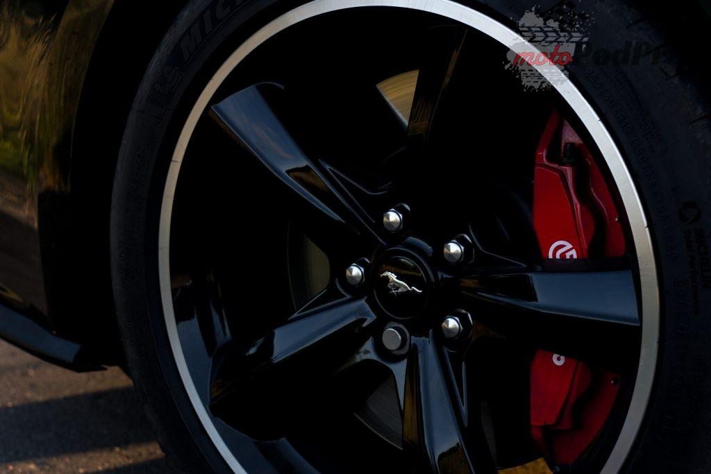 DSC 2413 1024x683 Test: Ford Mustang Bullitt 5.0 V8   być jak gwiazda Hollywood