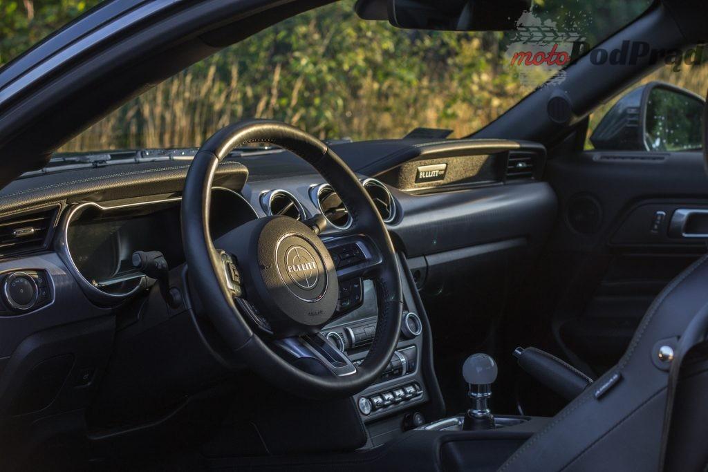 DSC 2419 1024x683 Test: Ford Mustang Bullitt 5.0 V8   być jak gwiazda Hollywood