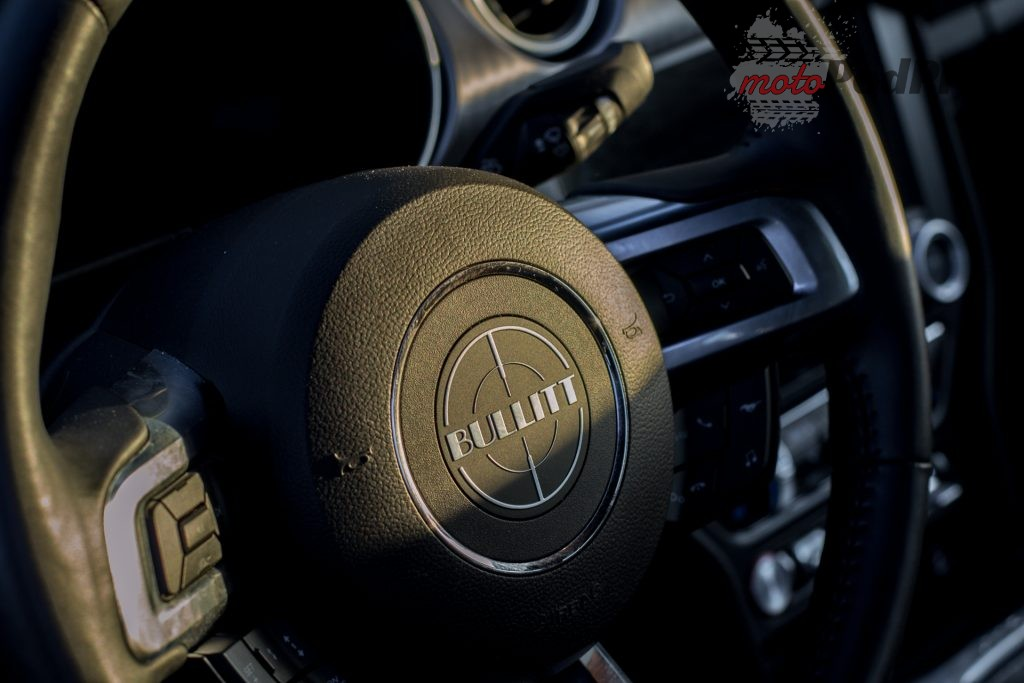 DSC 2420 1024x683 Test: Ford Mustang Bullitt 5.0 V8   być jak gwiazda Hollywood