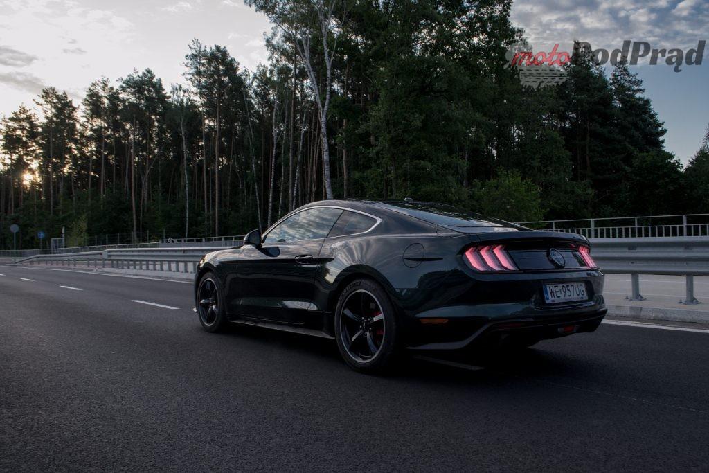 DSC 2427 1024x683 Test: Ford Mustang Bullitt 5.0 V8   być jak gwiazda Hollywood