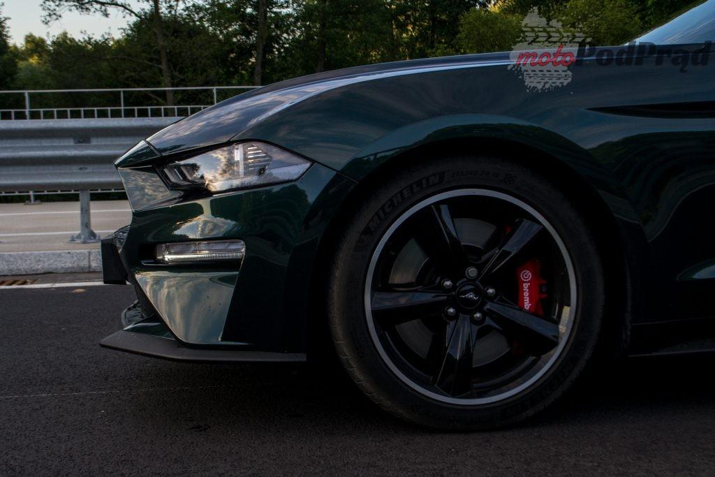DSC 2428 1024x683 Test: Ford Mustang Bullitt 5.0 V8   być jak gwiazda Hollywood