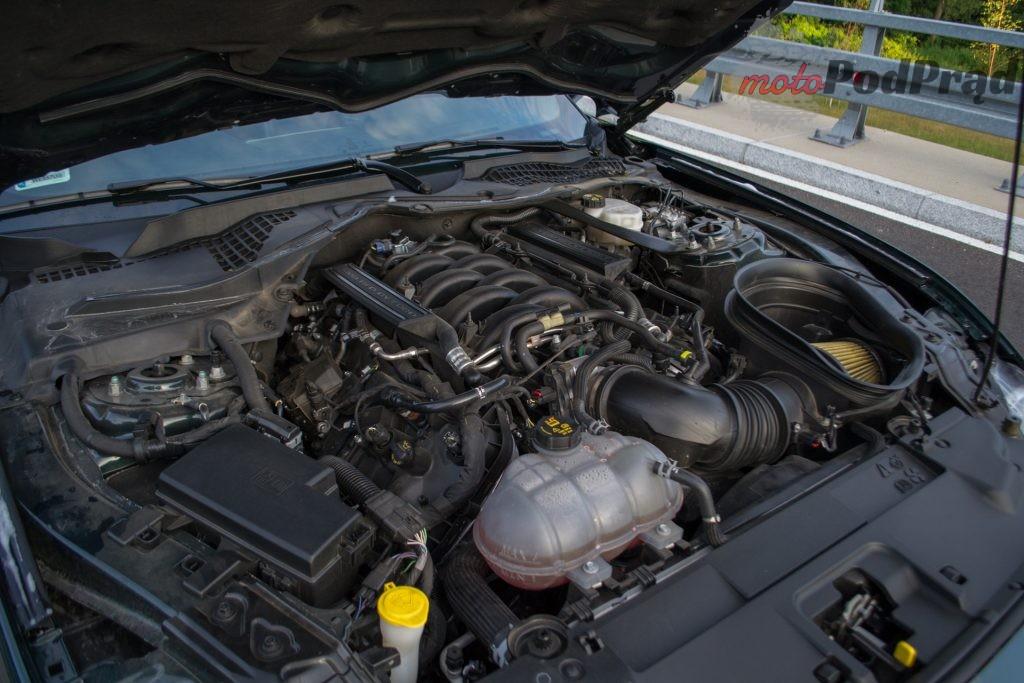 DSC 2434 1024x683 Test: Ford Mustang Bullitt 5.0 V8   być jak gwiazda Hollywood