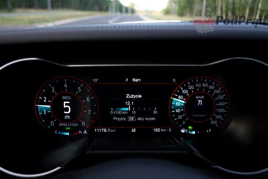 DSC 2440 1024x683 Test: Ford Mustang Bullitt 5.0 V8   być jak gwiazda Hollywood