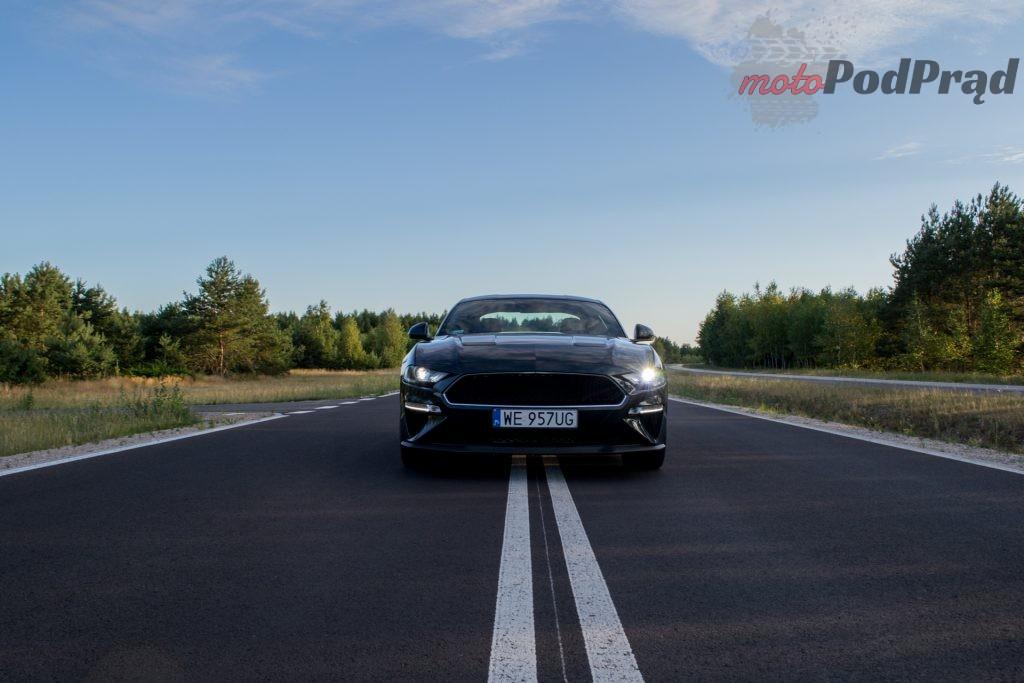 DSC 2443 1024x683 Test: Ford Mustang Bullitt 5.0 V8   być jak gwiazda Hollywood