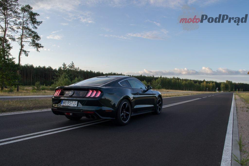 DSC 2450 1024x683 Test: Ford Mustang Bullitt 5.0 V8   być jak gwiazda Hollywood
