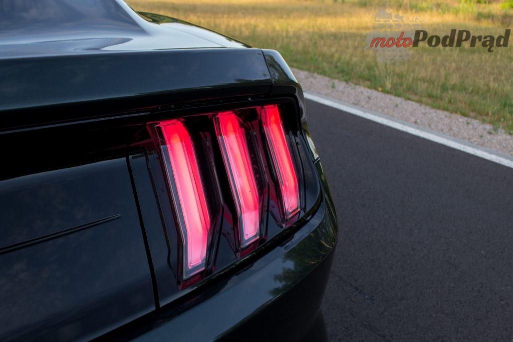 DSC 2452 1024x683 Test: Ford Mustang Bullitt 5.0 V8   być jak gwiazda Hollywood
