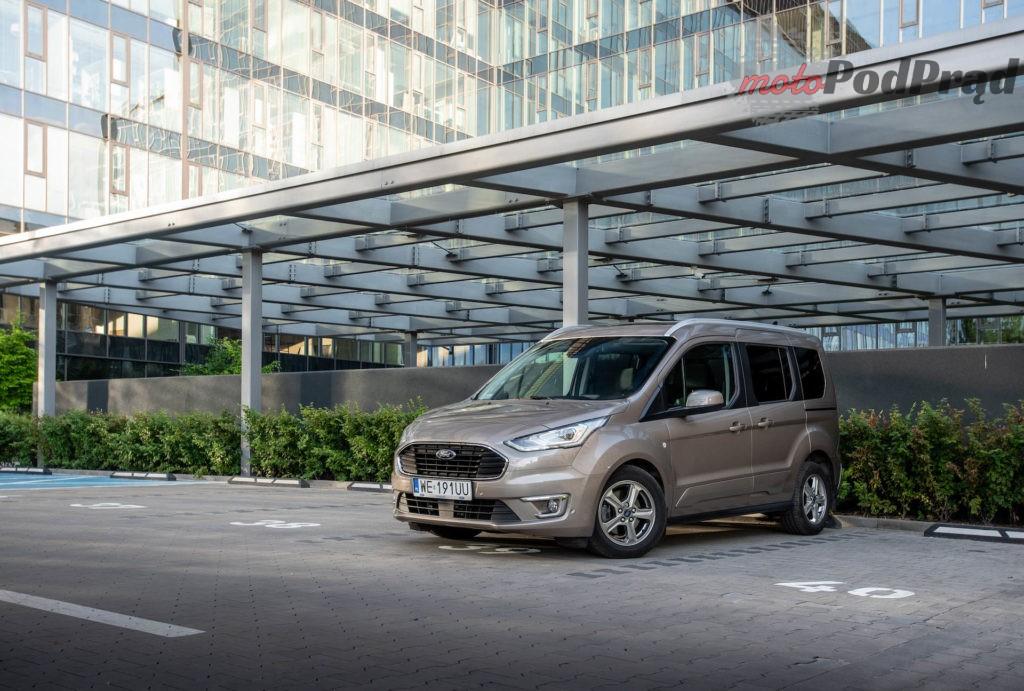 Ford Tourneo Connect 1 1024x691 Test: Ford Tourneo Connect   powrót do wcześniejszych lat