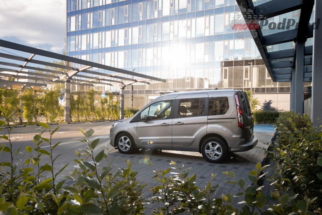 Ford Tourneo Connect 2 1024x684 Test: Ford Tourneo Connect   powrót do wcześniejszych lat
