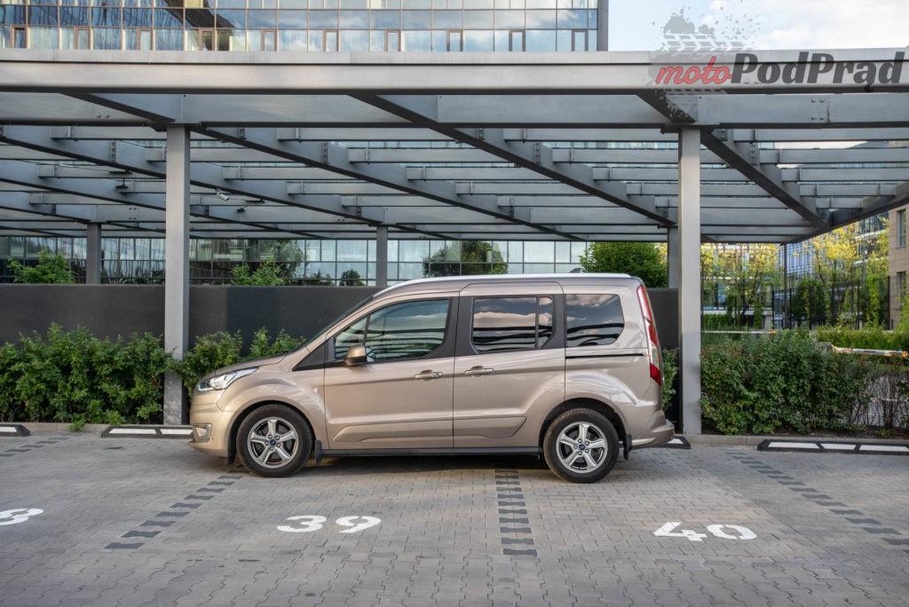 Ford Tourneo Connect 22 1024x684 Test: Ford Tourneo Connect   powrót do wcześniejszych lat