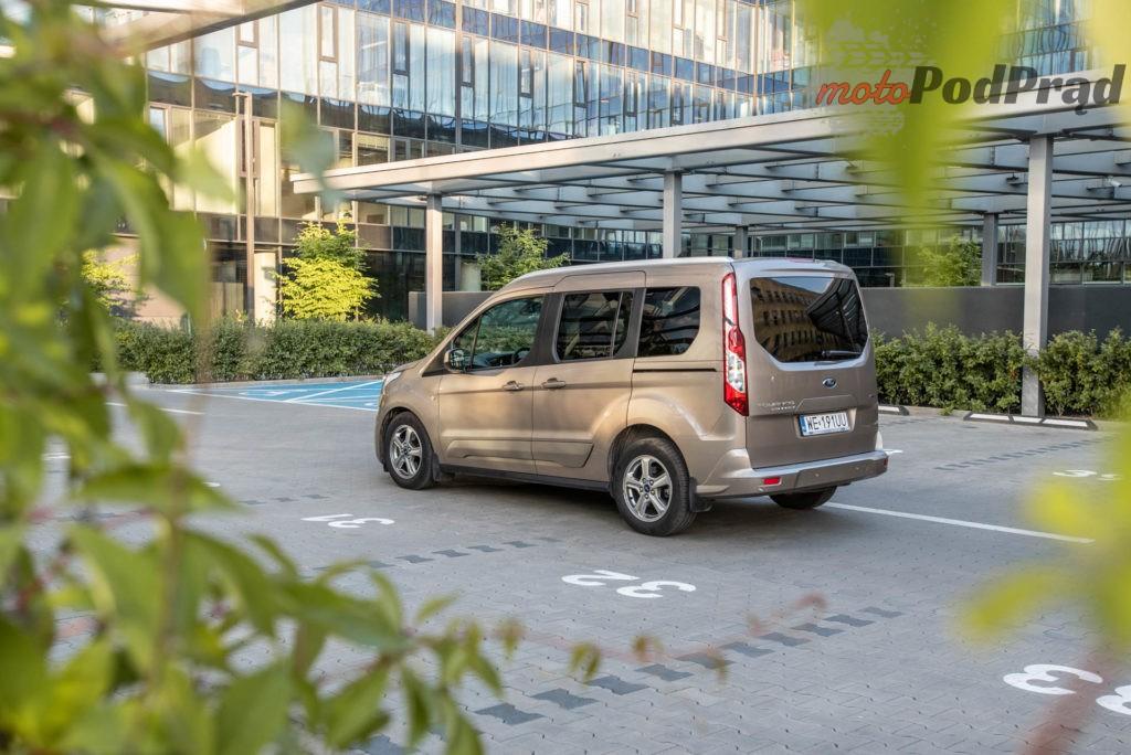 Ford Tourneo Connect 25 1024x684 Test: Ford Tourneo Connect   powrót do wcześniejszych lat
