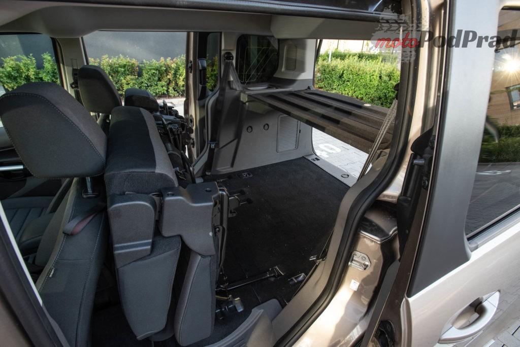 Ford Tourneo Connect 4 1024x684 Test: Ford Tourneo Connect   powrót do wcześniejszych lat