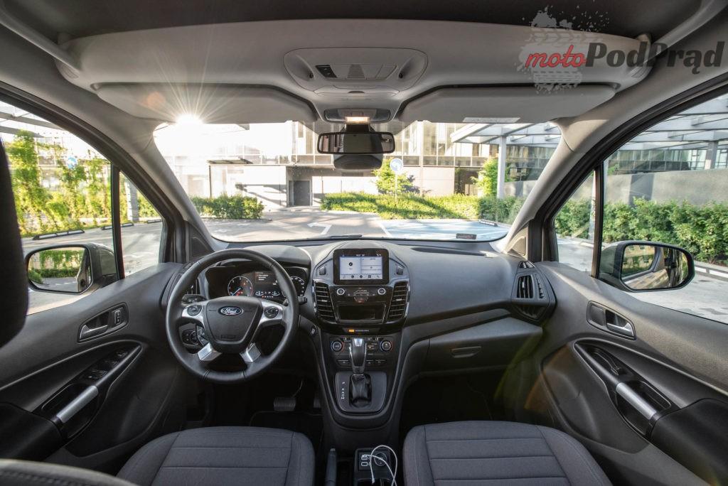 Ford Tourneo Connect 7 1024x684 Test: Ford Tourneo Connect   powrót do wcześniejszych lat
