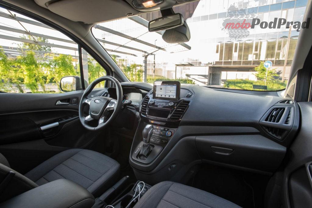 Ford Tourneo Connect 8 1024x684 Test: Ford Tourneo Connect   powrót do wcześniejszych lat