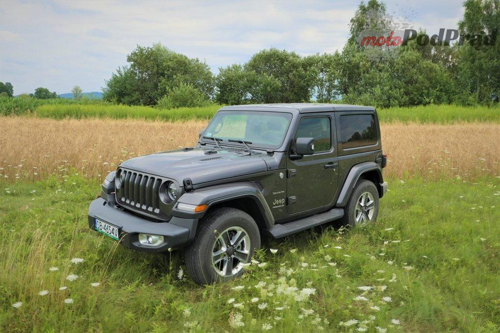 Jeep Wrangler 11 1024x683 Test: Jeep Wrangler Sahara   piasku po dziurki w nosie
