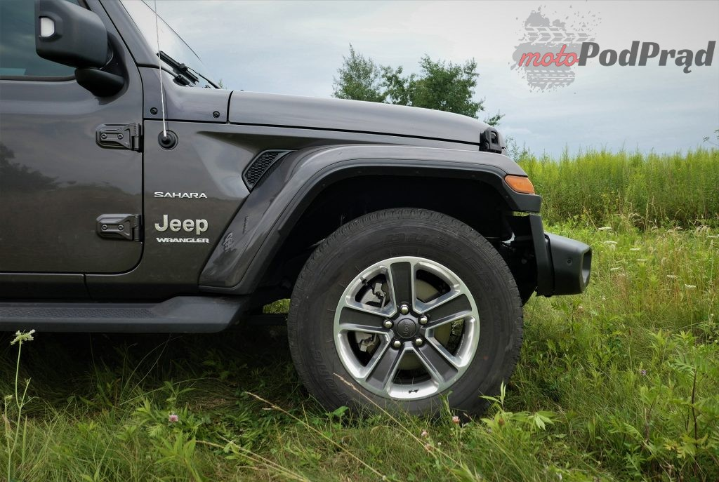 Jeep Wrangler 15 1024x687 Test: Jeep Wrangler Sahara   piasku po dziurki w nosie