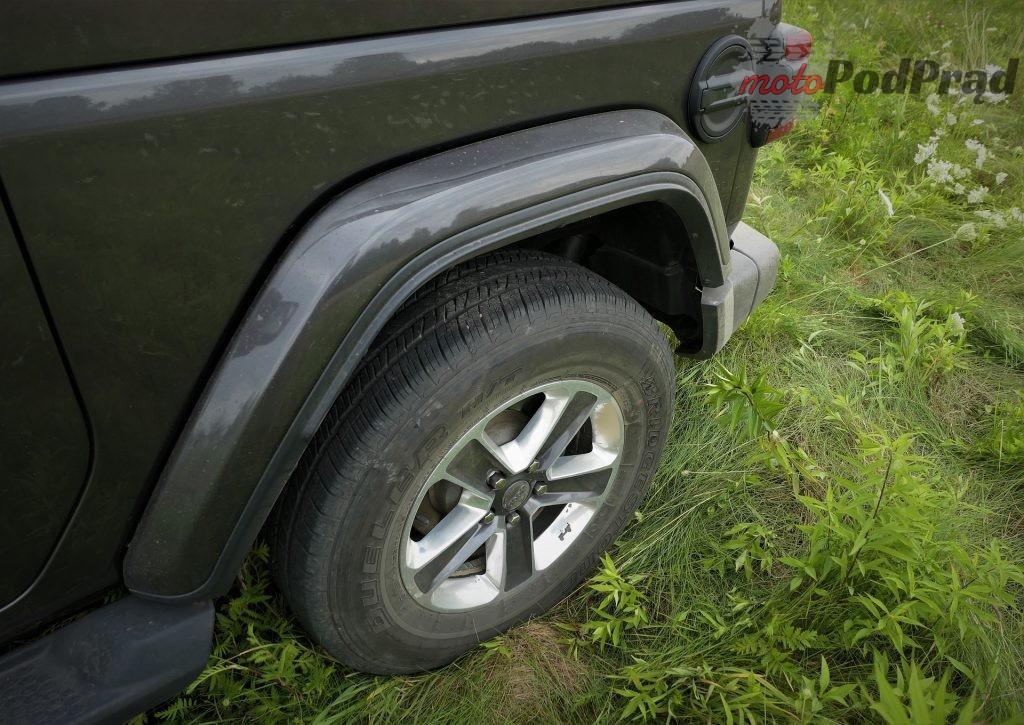 Jeep Wrangler 21 1024x725 Test: Jeep Wrangler Sahara   piasku po dziurki w nosie