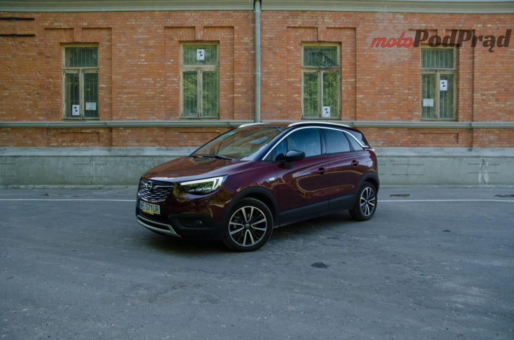 Opel Crossland X 1 1024x678 Test: Opel Crossland X 1.5D   poprawny crossover z problemami