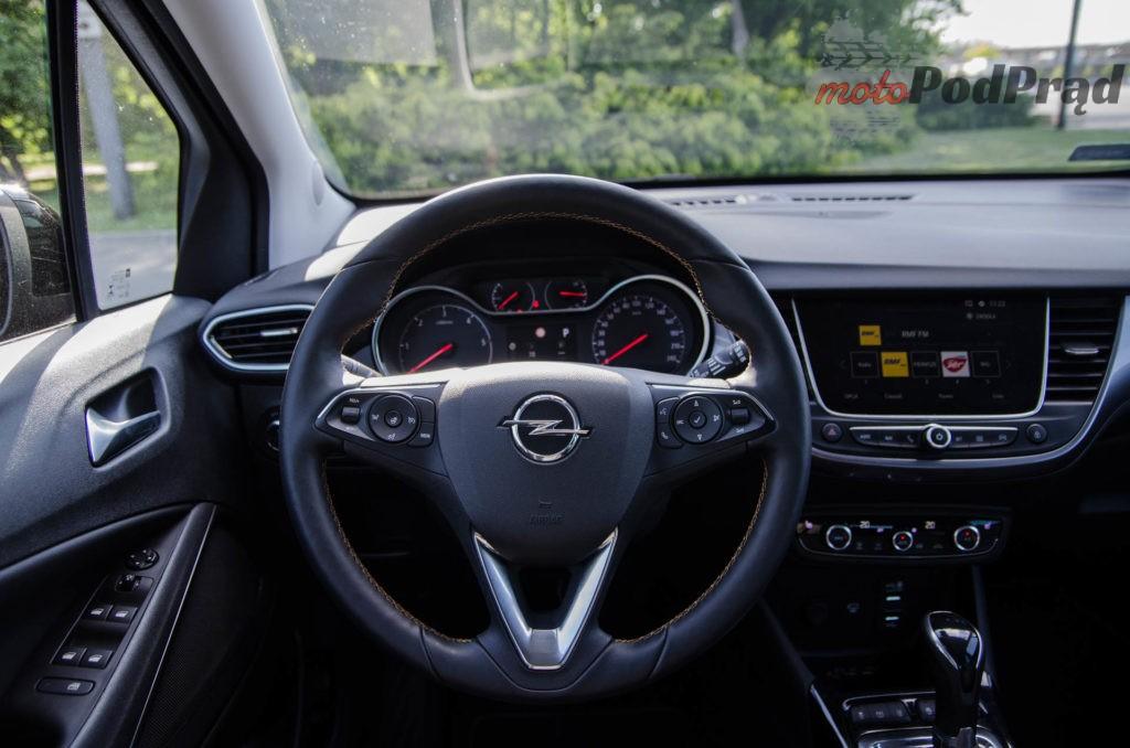 Opel Crossland X 11 1024x678 Test: Opel Crossland X 1.5D   poprawny crossover z problemami