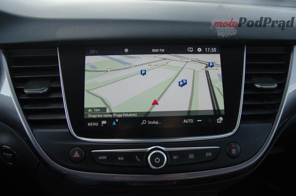 Opel Crossland X 14 1024x678 Test: Opel Crossland X 1.5D   poprawny crossover z problemami