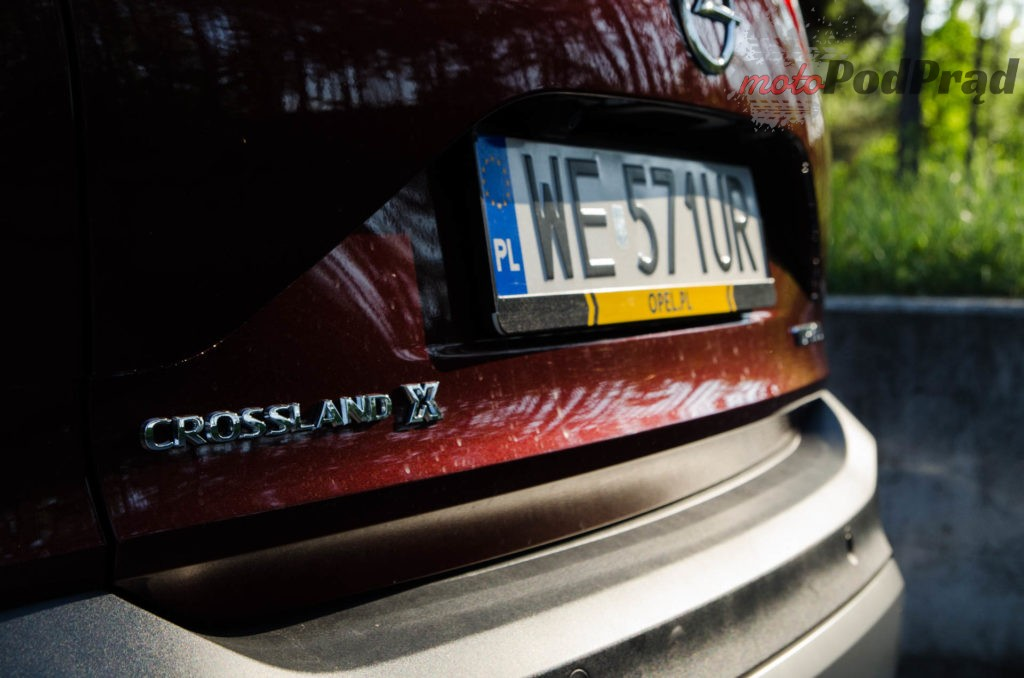 Opel Crossland X 3 1024x678 Test: Opel Crossland X 1.5D   poprawny crossover z problemami