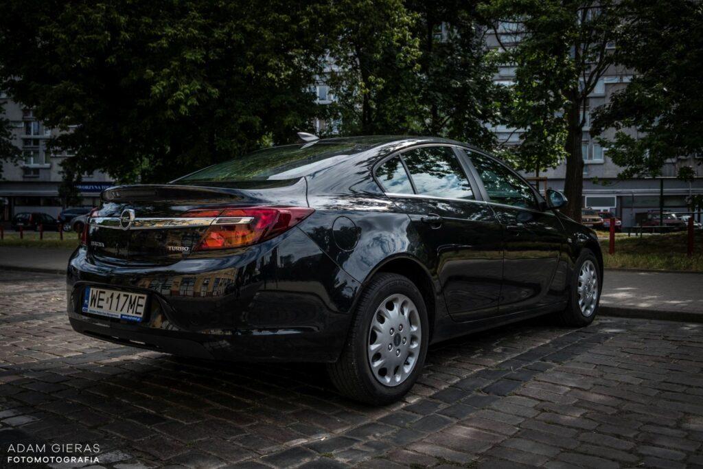 Opel Insignia 5 1024x683 Używane: Poleasingowy Opel Insignia 1.6 T 170 KM z przebiegiem 50 000 km cz. 1