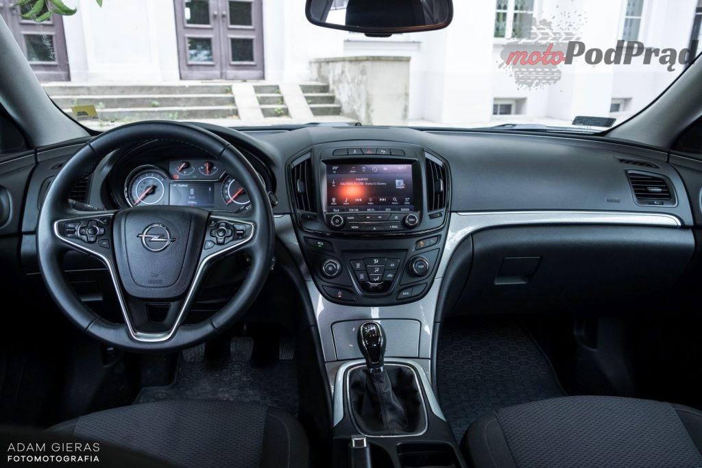 Opel Insignia IFL 1 1024x683 Używane: Opel Insignia 1.6 T 170 KM z przebiegiem 50 000 km cz.2