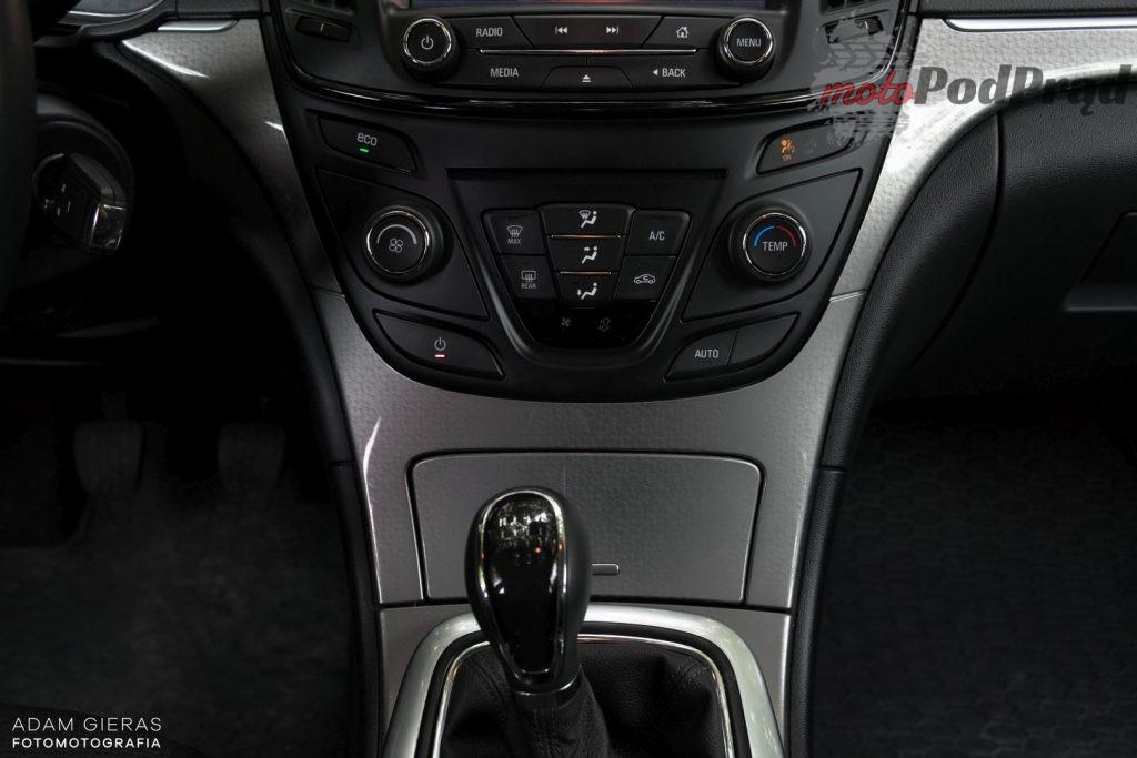 Opel Insignia IFL 3 1024x683 Używane: Opel Insignia 1.6 T 170 KM z przebiegiem 50 000 km cz.2