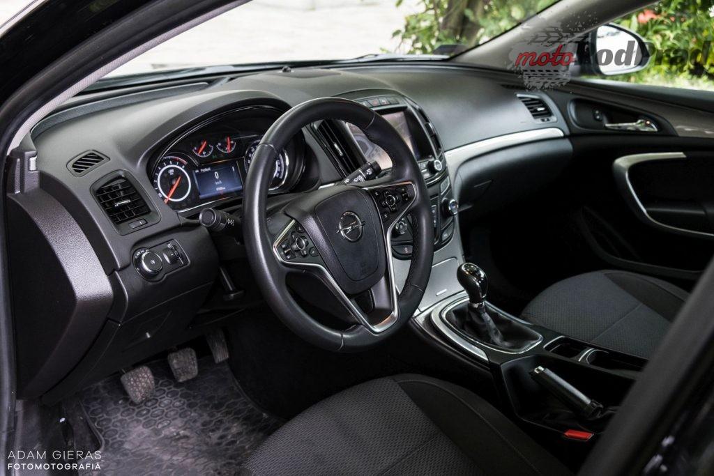 Opel Insignia IFL 4 1024x683 Używane: Opel Insignia 1.6 T 170 KM z przebiegiem 50 000 km cz.2