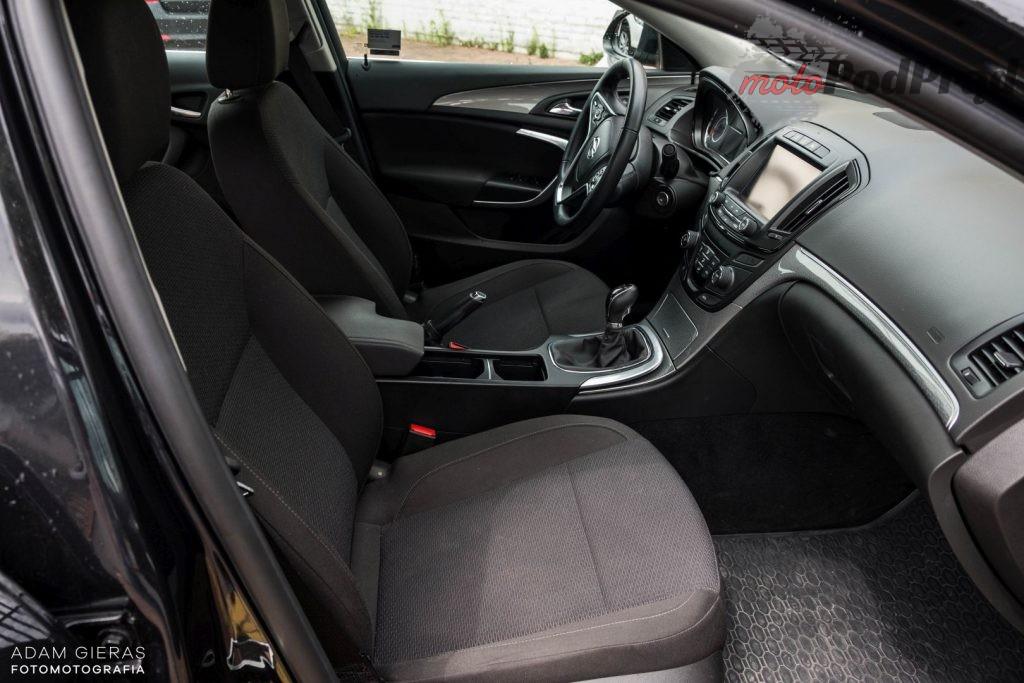 Opel Insignia IFL 7 1024x683 Używane: Opel Insignia 1.6 T 170 KM z przebiegiem 50 000 km cz.2