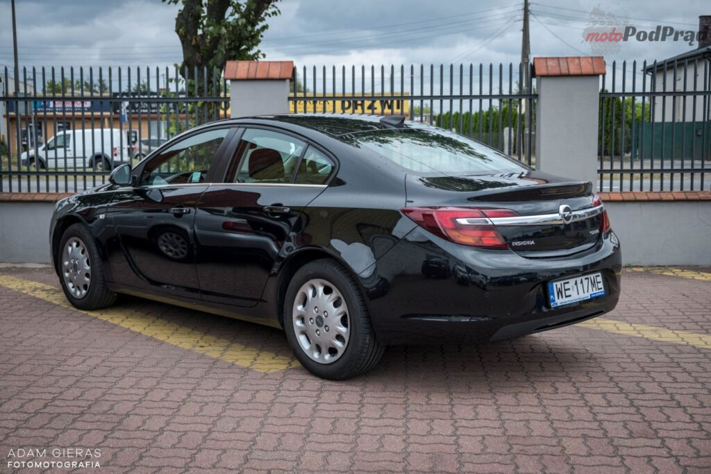 Opel Insignia IFL 9 1024x683 Używane: Opel Insignia 1.6 T 170 KM z przebiegiem 50 000 km cz.2