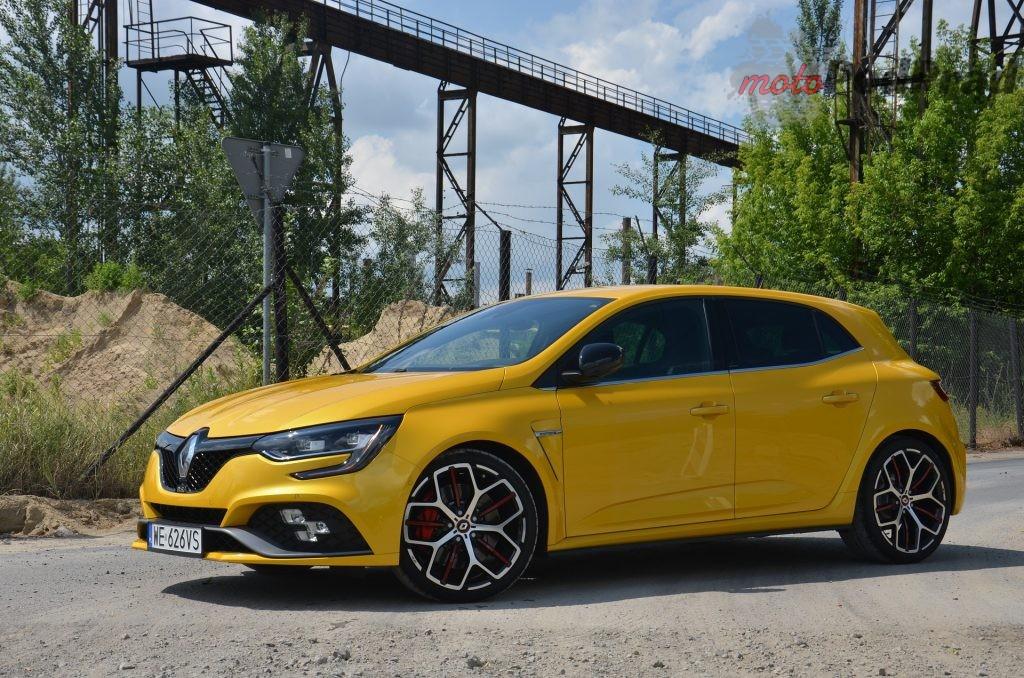 Trophy 11 1024x678 Test: Renault Megane RS Trophy   żółty i gorący