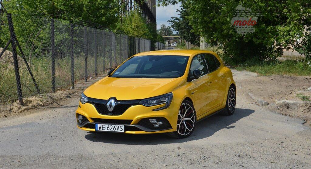 Trophy 12 1024x557 Test: Renault Megane RS Trophy   żółty i gorący