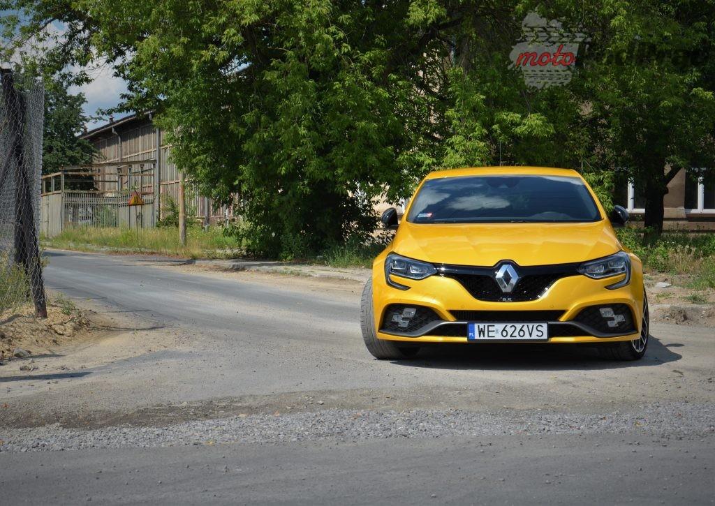 Trophy 14 1024x725 Test: Renault Megane RS Trophy   żółty i gorący