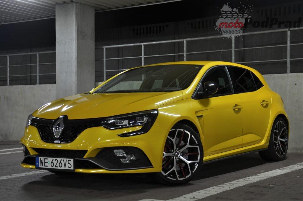 Trophy 7 1024x678 Test: Renault Megane RS Trophy   żółty i gorący