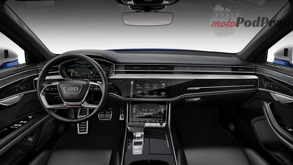 audi s8 5 1024x576 Debiutuje nowe Audi S8