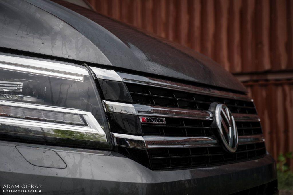 crafter 11 1024x683 Porównanie: Renault Master vs Volskwagen Crafter – offroadowe starcie dostawczaków