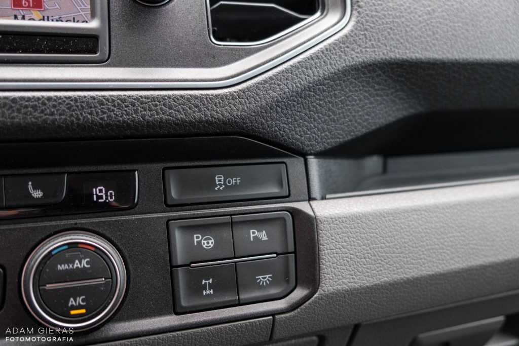 crafter 17 1024x683 Porównanie: Renault Master vs Volskwagen Crafter – offroadowe starcie dostawczaków
