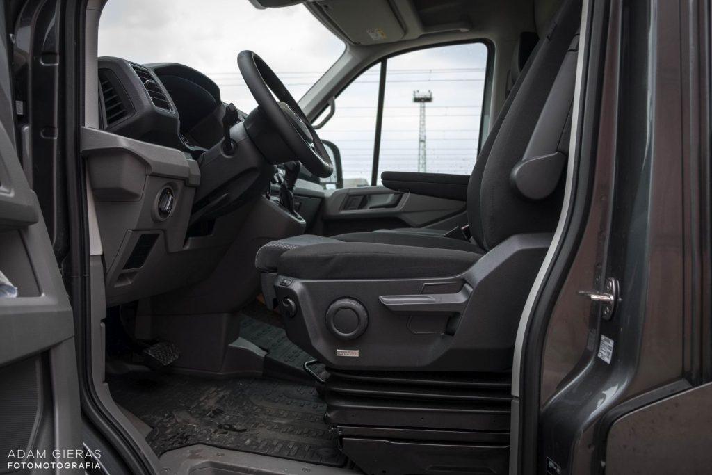 crafter 21 1024x683 Porównanie: Renault Master vs Volskwagen Crafter – offroadowe starcie dostawczaków