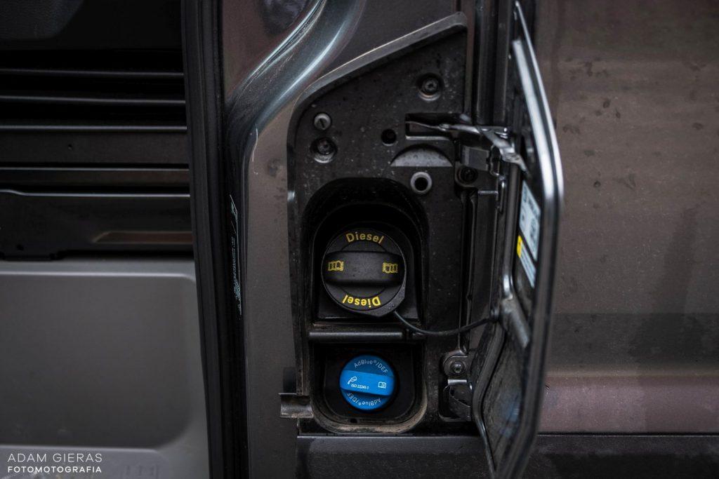 crafter 23 1024x683 Porównanie: Renault Master vs Volskwagen Crafter – offroadowe starcie dostawczaków