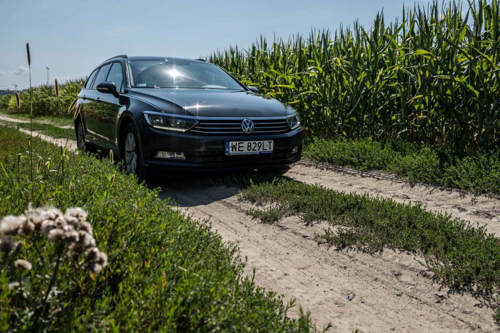 czy warto kupic passat b8 5 1024x683 Używane: Poleasingowy VW Passat 1.6 TDI 120 KM   oszczędny i przyjemny