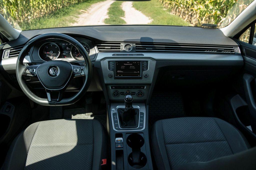 czy warto kupic passat b8 7 1024x683 Używane: Poleasingowy VW Passat 1.6 TDI 120 KM   oszczędny i przyjemny