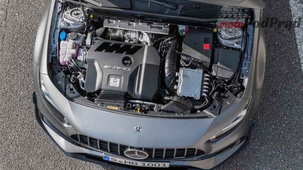 mercedes amg a 45 4matic 2019 1 1024x576 Mercedes A45S AMG to najmocniejszy seryjny 4 cylindrowiec