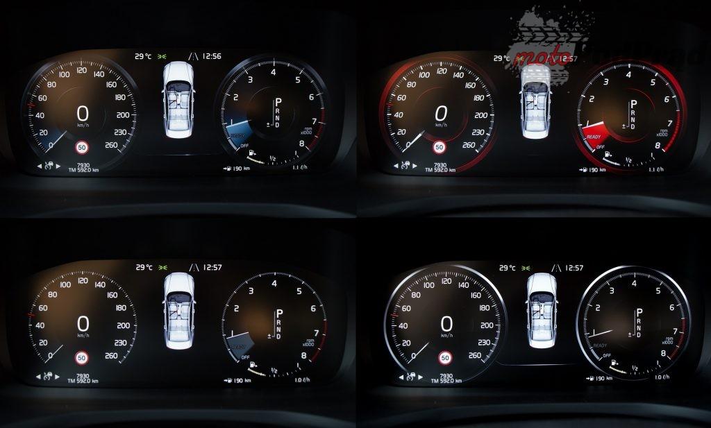 zegary 1024x617 Test: Volvo S60 T5 R Design   szwedzki atleta