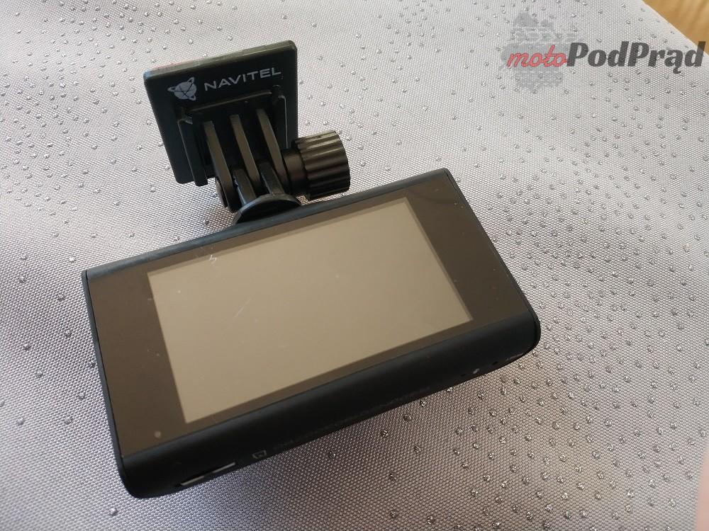1244367 Test: wideorejestrator Navitel R400 NV   zalety pokazuje nocą